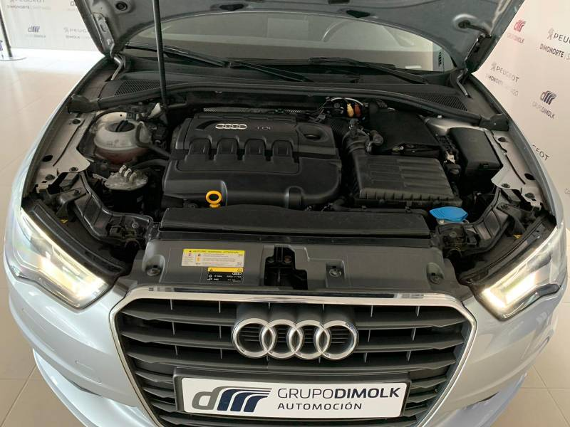 Audi A3 Sedan 2.0 TDI S tronic S line edition