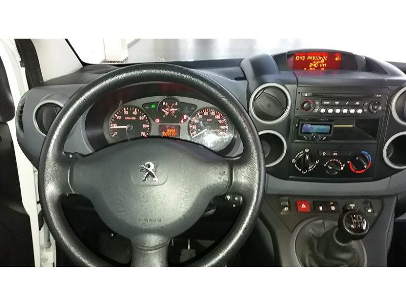 Peugeot Partner Furgón L1 HDi 75cv Confort