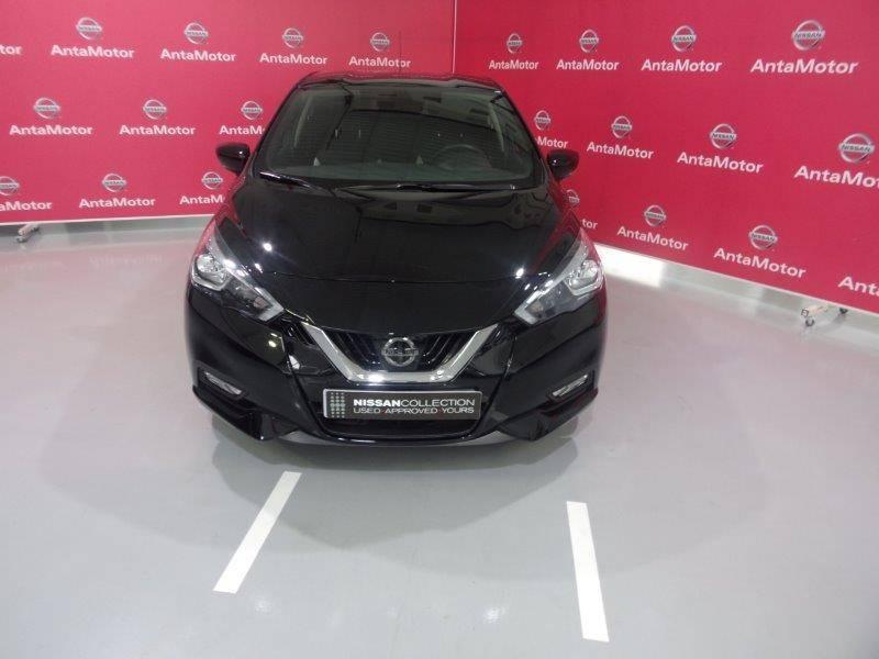 Nissan Micra 1.0G 52 kW (70 CV) Acenta