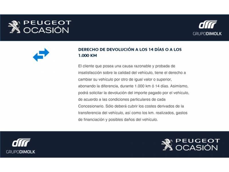 Peugeot Rifter blueHDi 96kW Active Nav+