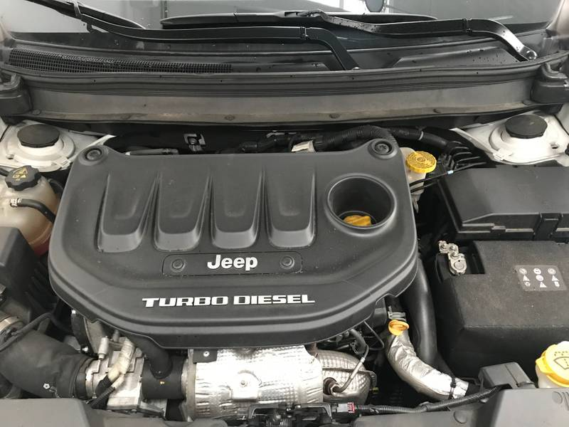 Jeep Cherokee 2.2 CRD 200 CV   Auto 4x4 Act. D.I Limited