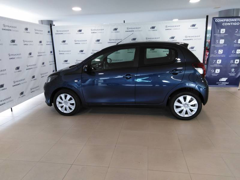 Peugeot 108 1.2 PureTech 60KW (82CV) Active