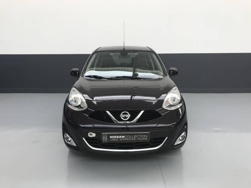 Nissan Micra 5p 1.2G   CVT ACENTA