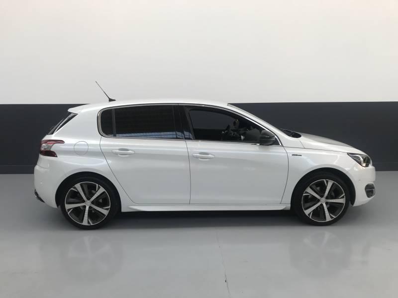 Peugeot 308 5p   1.2 PureTech 96KW (130) EAT6 GT Line