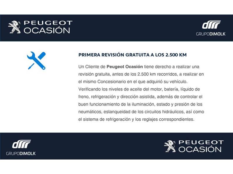 Peugeot 2008 BlueHDi 73KW (100CV) Allure