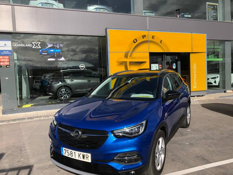 Opel Grandland X 1.5 CDTi (130 CV ) Design Line 120 Aniversario