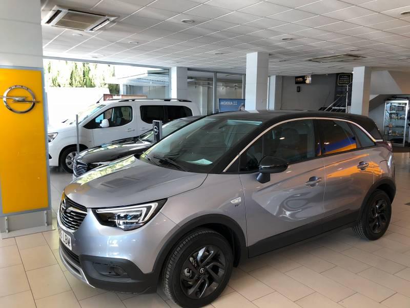 Opel Crossland X 1.2 60kW (110cv) Design Line 120 Anivers. Design Line 120 Aniversario