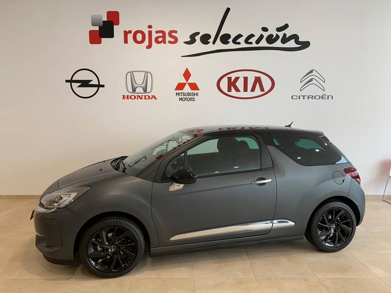 DS DS 3 BlueHDi 73kW (100CV) S&S Dark Side
