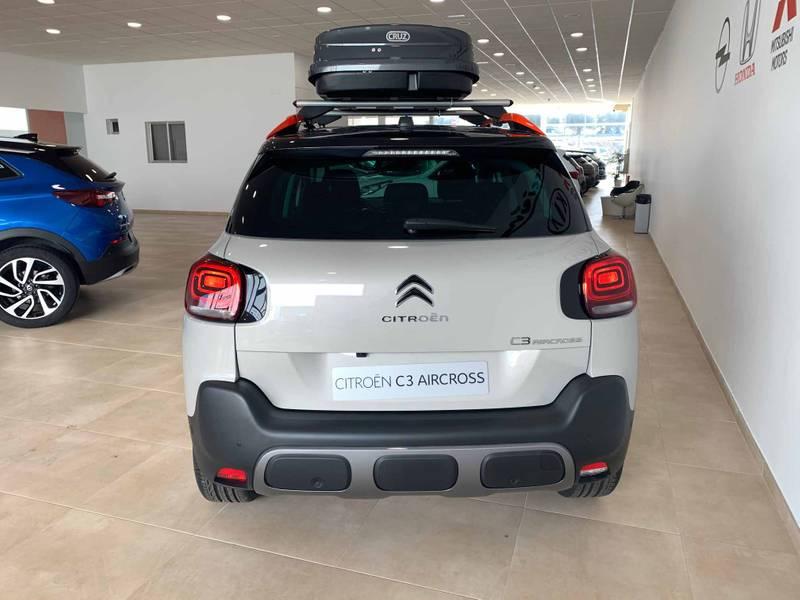 Citroën C3 Aircross PureTech 81kW (110CV) S&S SHINE Shine