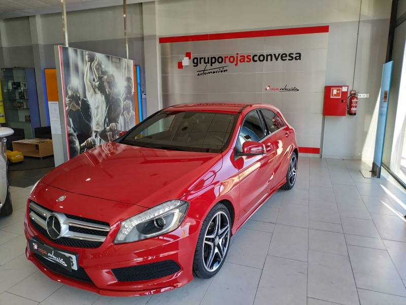 Mercedes-Benz Clase A A 180 CDI BlueEFFICIENCY DCT AMG Sport