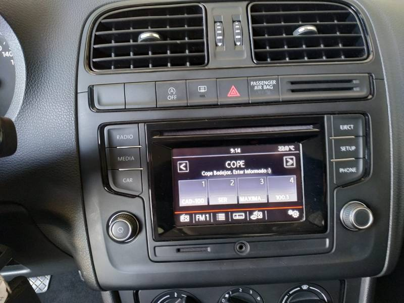 Volkswagen Polo 1.0 60CV BMT Edition