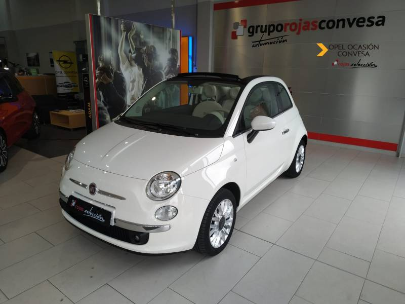 Fiat 500 1.2 8v 69 CV EU6 Color Therapy