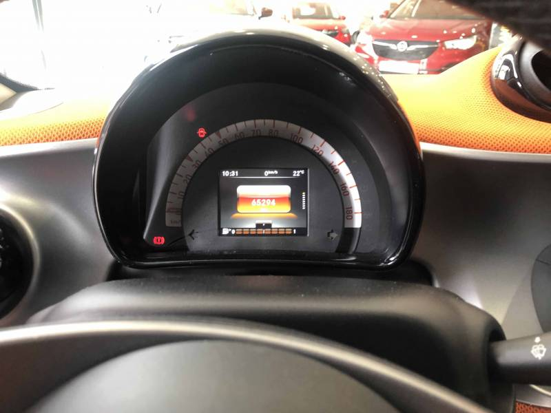Smart Forfour 52 Passion