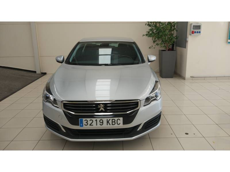 Peugeot 508 1.6 BlueHDi 88KW (120CV) EAT6 Active