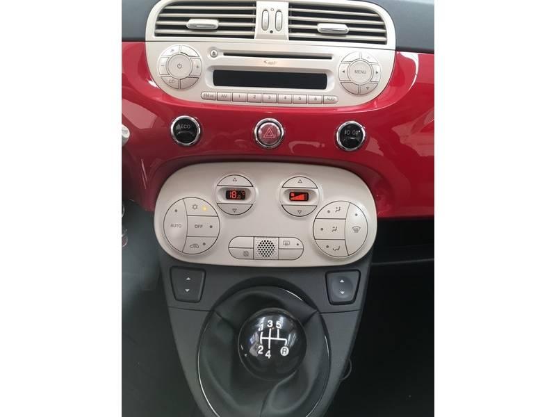 Fiat 500 0.9 Turbo TwinAir 85cv Lounge