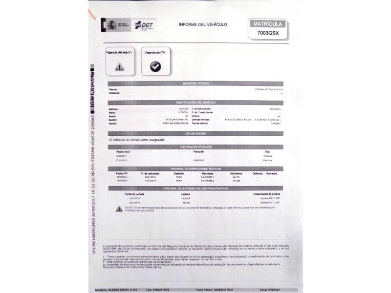 Citröen C4 1.6 HDi 92 LX
