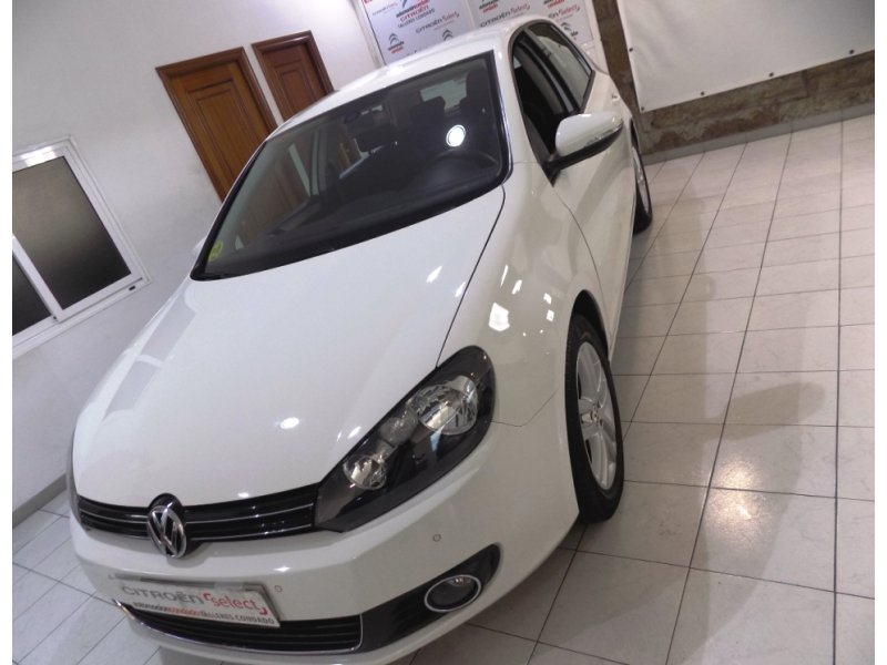 Volkswagen Golf VI1.6 TDI 105cv DPF Sport