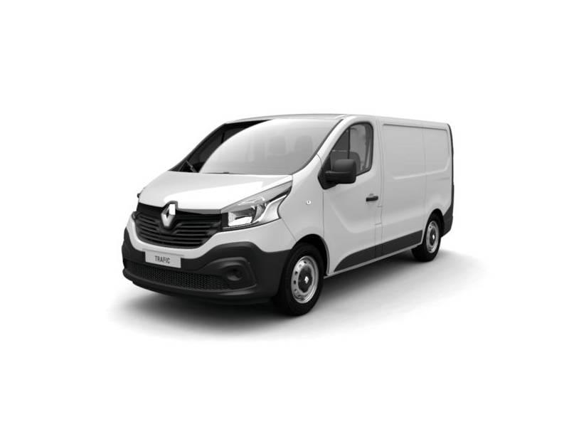 Renault Trafic Furgón 27 L1H1 dCi 70kW (95CV) -
