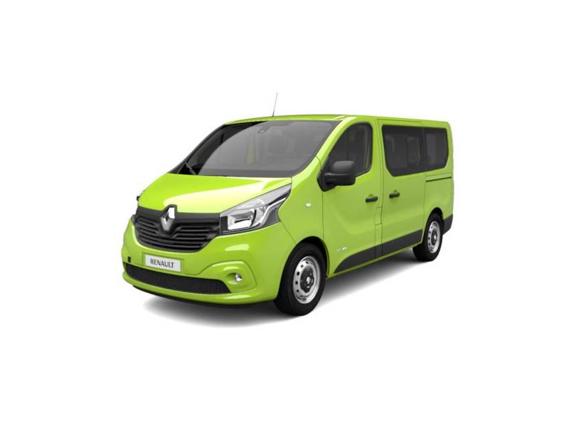 Renault Trafic Energy dCi 88 kW (120 CV) -18 Passenger