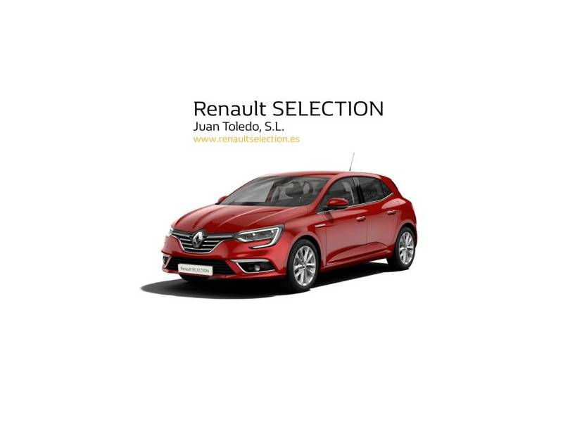 Renault Mégane Energy TCe 97kW (130CV) EDC Zen