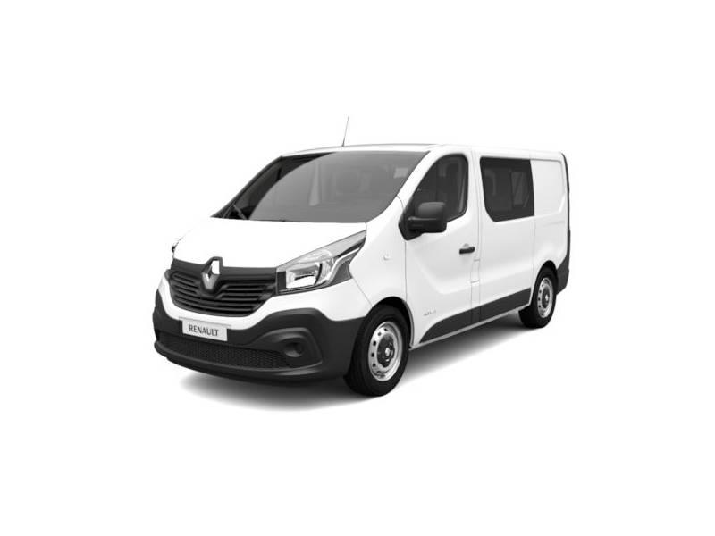Renault Trafic Energy dCi 88 kW (120 CV) -18 COMBI