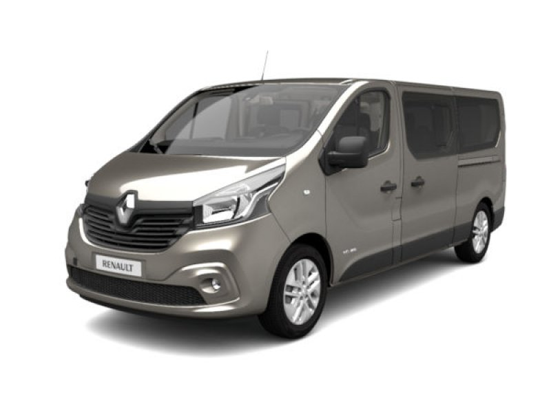 Renault Trafic Largo En. dCi 92 kW(125 CV) E6 Passenger