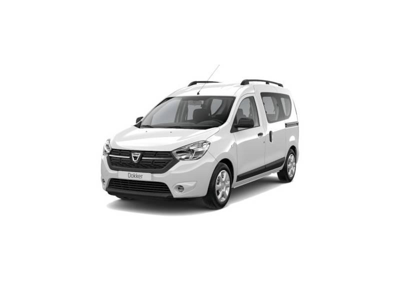Dacia Dokker dCi 66kW (90CV) N1 Essential