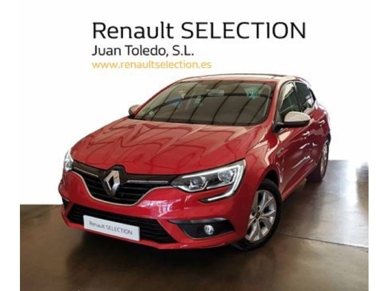 Renault Mégane Tce GPF 103kW (140CV) - 18 Limited