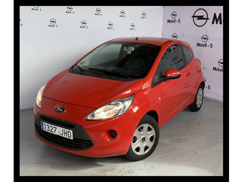 Ford KA 1.2 Duratec Auto-Start-Stop Urban