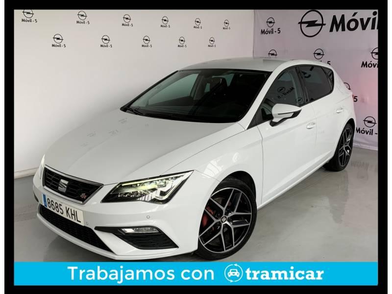 SEAT León 2.0 TDI 110kW (150CV) DSG-6 St&Sp FR PLUS