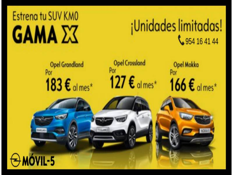 Opel  Sin determinar - MOVIL5