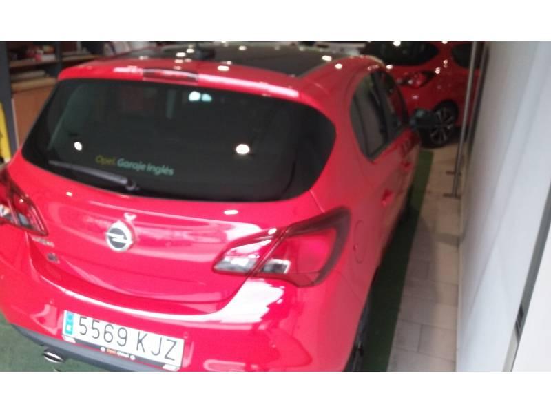 Opel Corsa 1.4 100CV EDITION