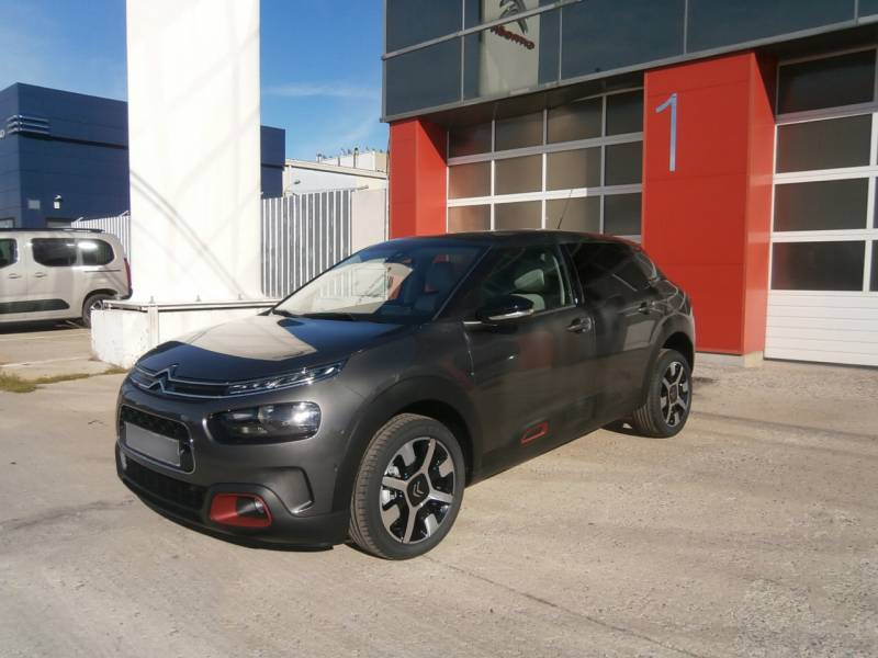 Citröen C4 Cactus BlueHDi 88KW (120CV) EAT6 Shine