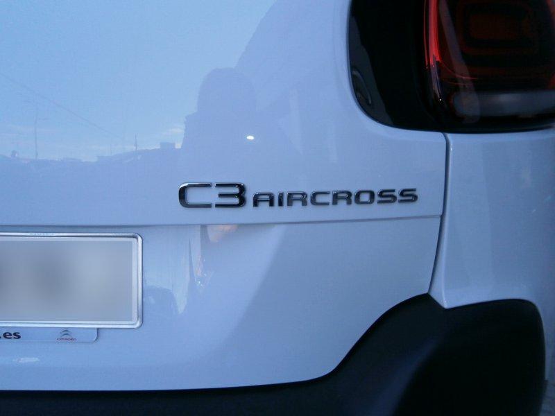 Citröen C3 Aircross PureTech 81kW (110CV) S&S SHINE Shine