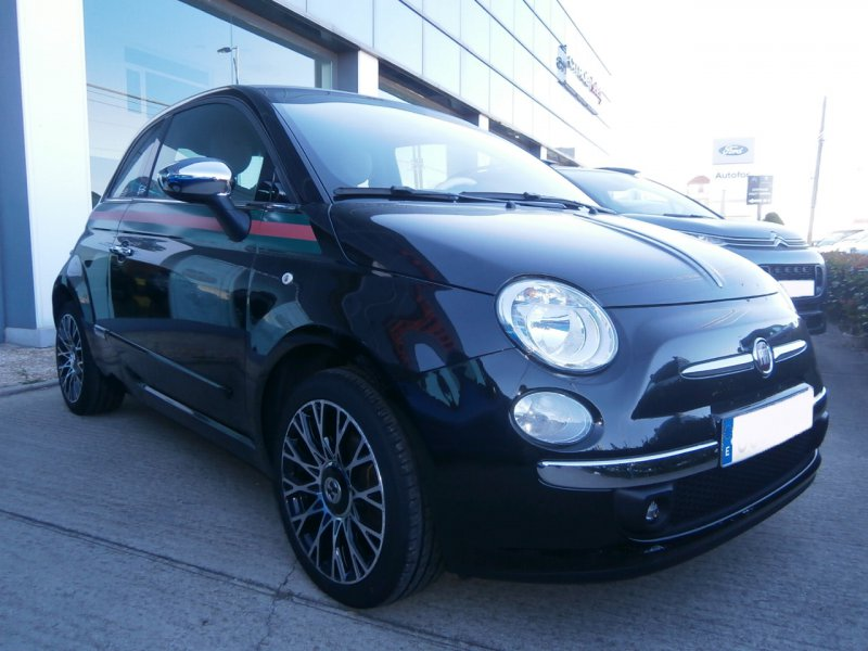 Fiat 500 1.2 8v 69 CV By Gucci