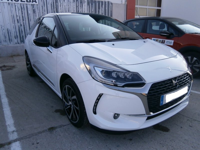 DS DS3 BlueHDi 100cv S&S Style