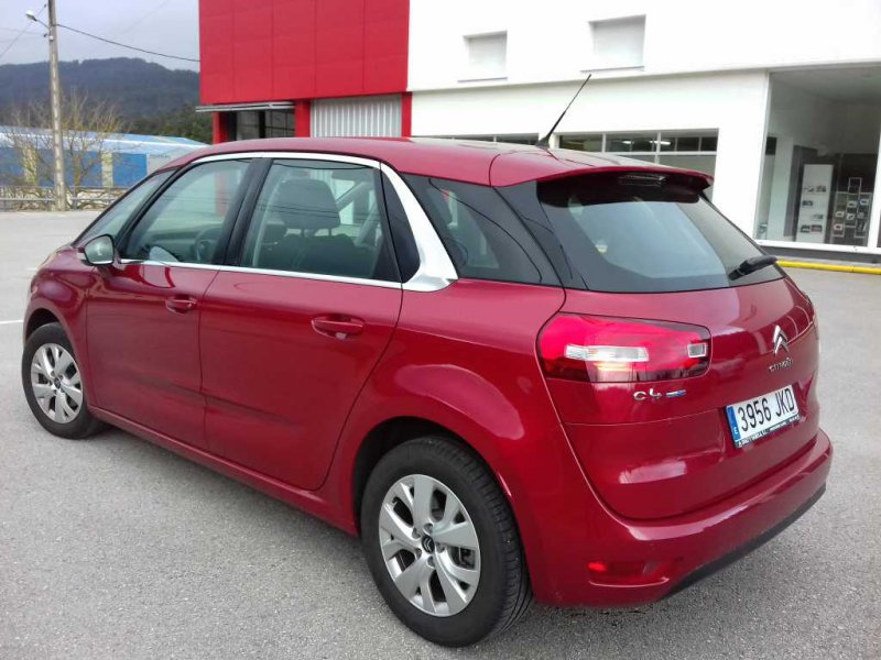 Citröen C4 Picasso BlueHDi 120cv Seduction
