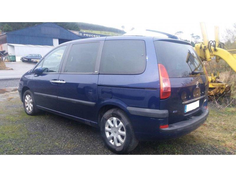 Peugeot 807 2.2 HDI 130 ST