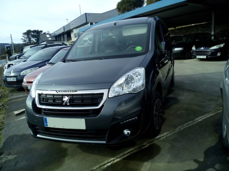 Peugeot Partner ELECTRICA Active