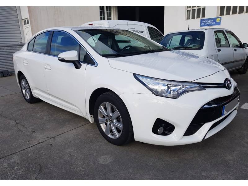 Toyota Avensis 1.6 115 D