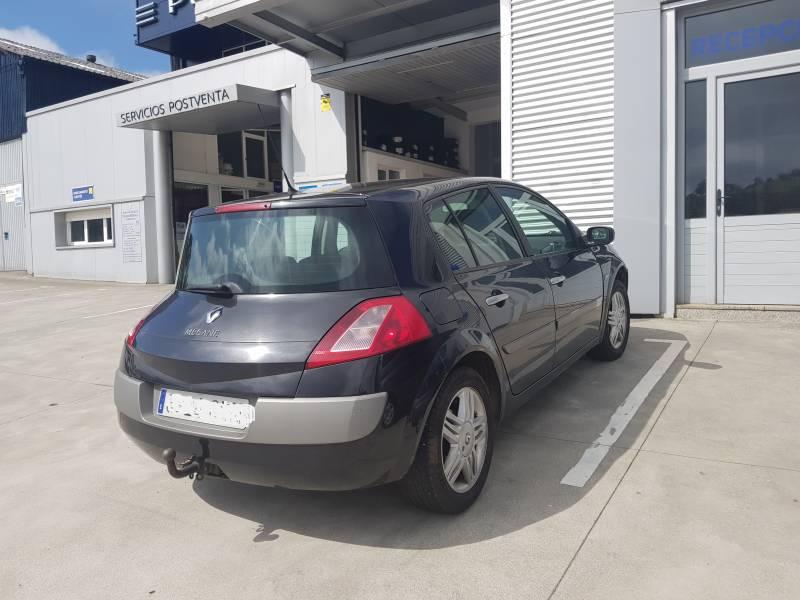 Renault Mégane 1.9dCi 120