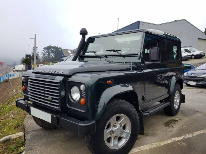 Land Rover Defender 90 2.5 122 CV E