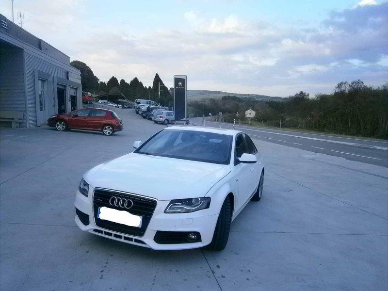 Audi A4 3.0 TDI SLINE 240cv -
