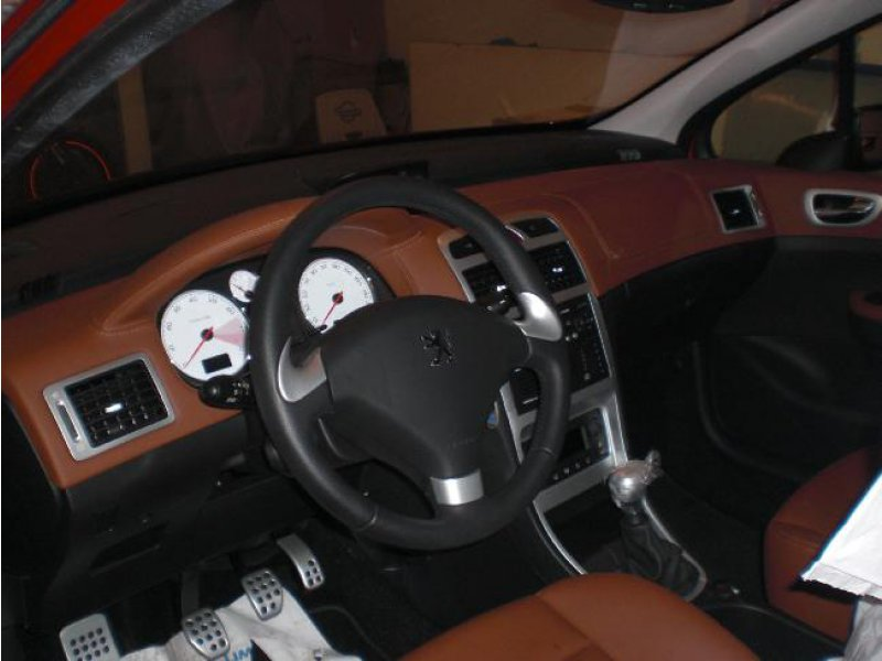 Peugeot 307 2.0 16v 180 GT
