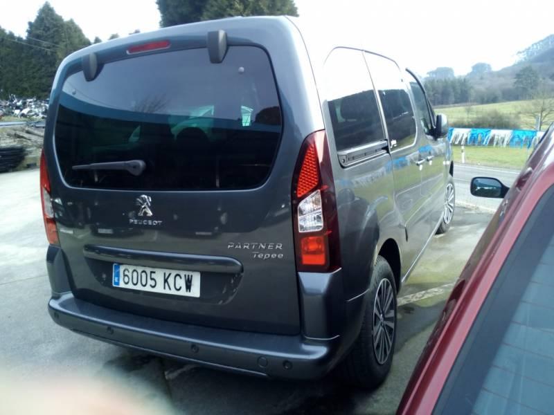 Peugeot Partner ELECTRICA Active