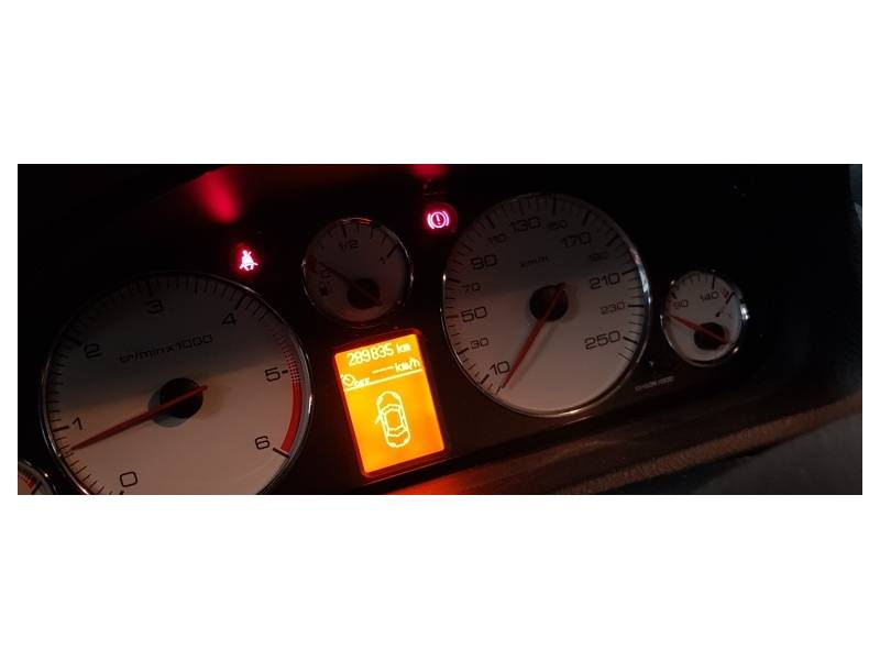 Peugeot 407 SW 2.0 HDi 136 ST Sport