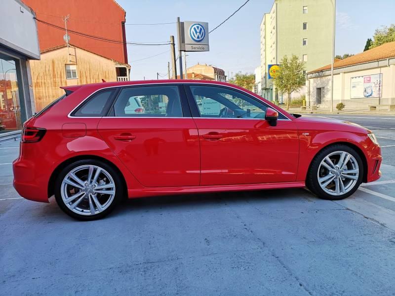 Audi A3 Sportb 2.0 TDI 150 clean Str S line edit S line edition