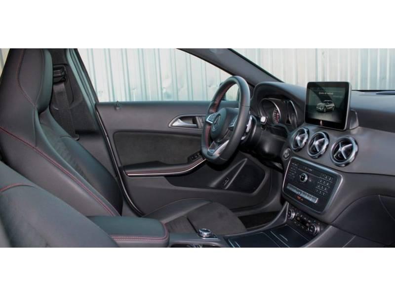 Mercedes-Benz Clase GLA 220 CDI AMG LINE