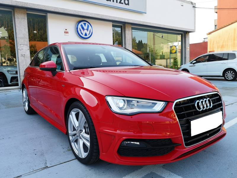 Audi A3 Sportb 2.0 TDI 150 clean Str S line edit S line edition