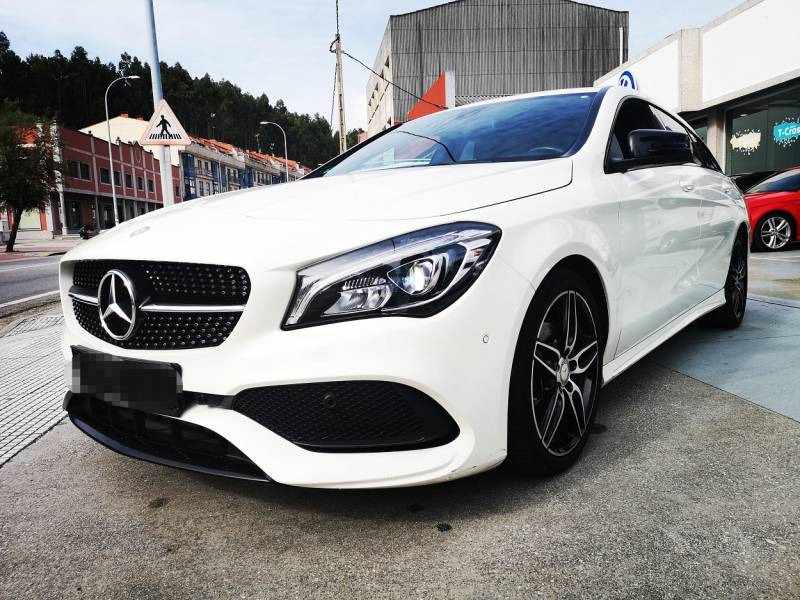 Mercedes-Benz Clase CLA CLA 200 d   Shooting Brake AMG Line